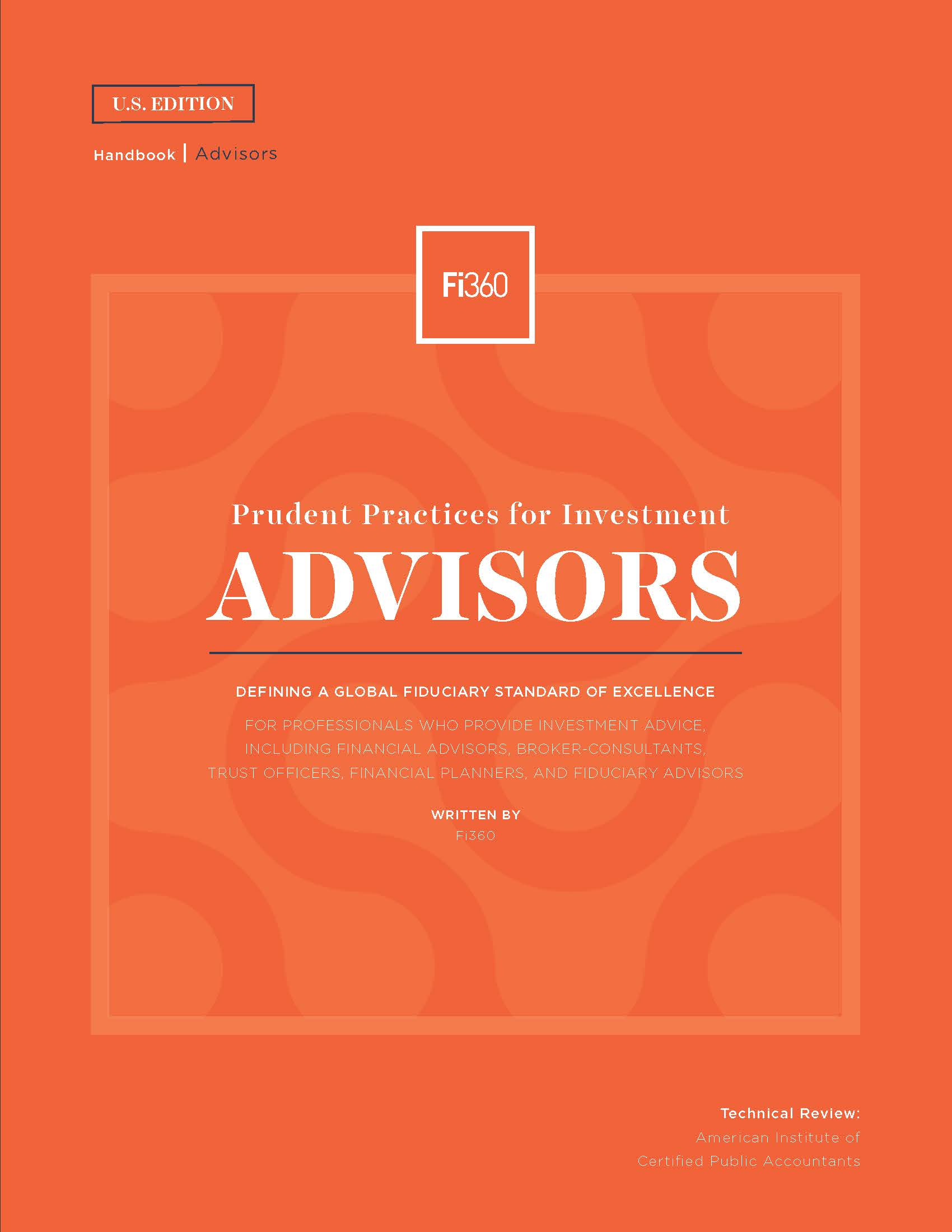 Prudent Practices for Investment Advisors