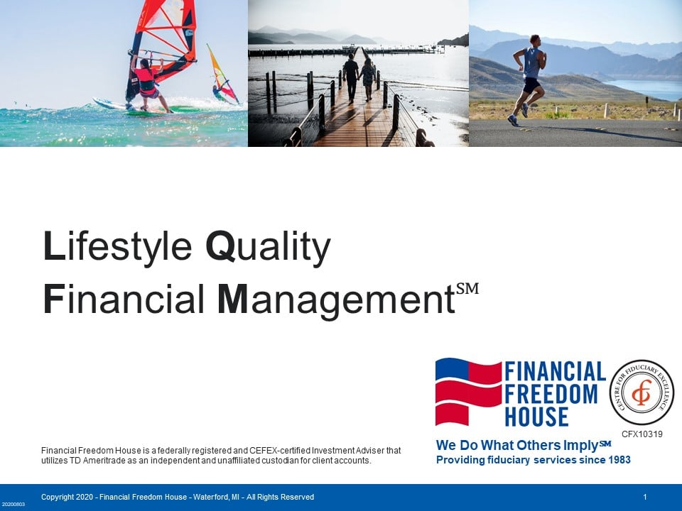 Lifestyle Quality Management